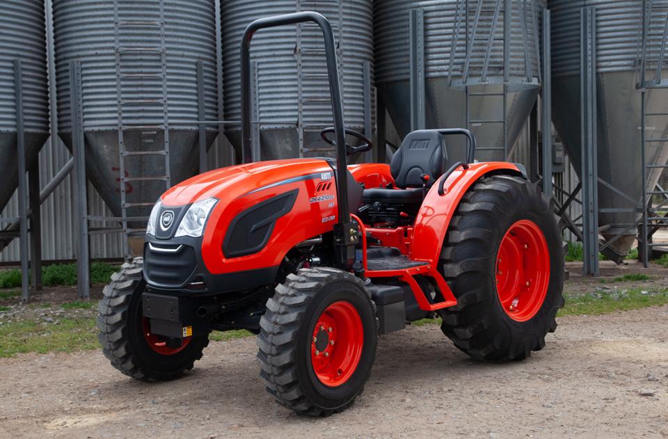 Kyoti tractors